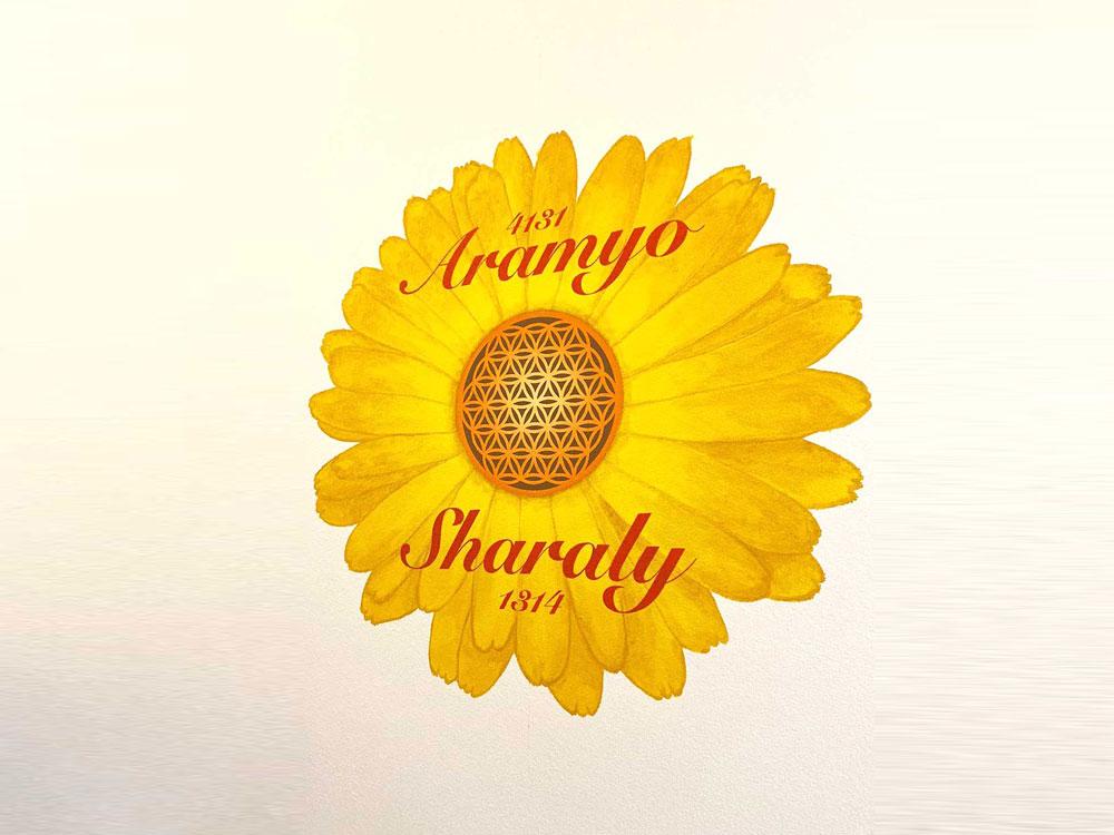 Logo Aramyo Sharaly  | maler-dobler.at