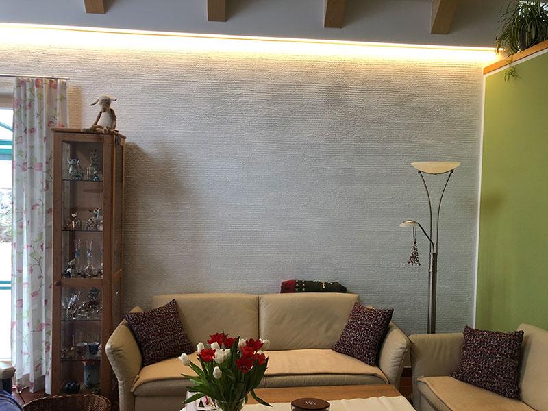 Neugestaltung Wohnzimmer | maler-dobler